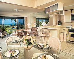 Room at the Alii Kai Resort