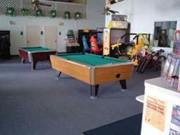The Americano Beach Resort - Game Room