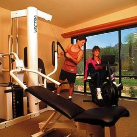 Villas of Cave Creek - Exercise Facility