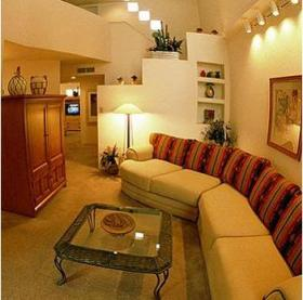 Villas of Cave Creek - Unit Living Area