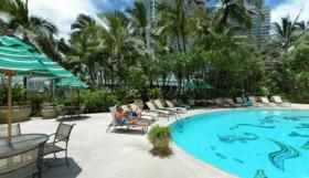 Hilton Grand Vacation Club at Hilton Hawaiian Village - Pool