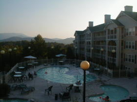 Sunrise Ridge Resort - Pool
