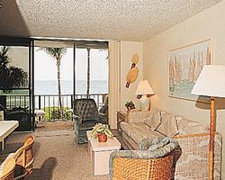 Costa del Sol Resort - Unit Living Area