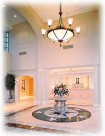 Star Island Resort - Foyer