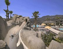 Lawrence Welk Resort Villas - Water Slide