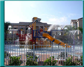 The Houses at Summer Bay - Interactive Water Playground