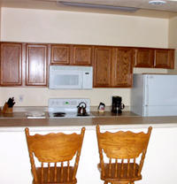 WorldMark Bison Ranch Resort - Unit Kitchen