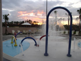 Wyndham Bonnet Creek Resort - Children's Pool