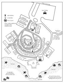 The Inn at Otter Crest - Resort Map