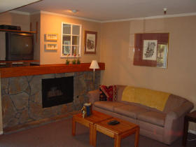 Kingsbury Crossing - unit living area