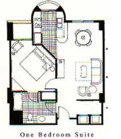 Polo Towers - Unit Floor Plan