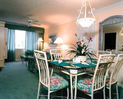 Bay Club - Unit Dining Area
