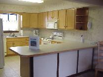 Lake Placid Club Lodges - Unit Kitchen