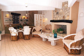 Club Cascadas de Baja - Unit Living Area