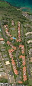 Maui Lea at Maui Hill - Aerial View