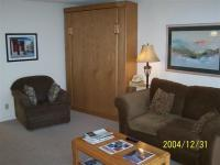 The Inn at Otter Crest - Unit Living Area