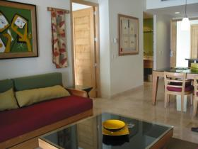 Grand Mayan Acapulco - Unit Living Area