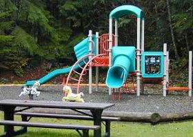 Resorts West Vacation Club at Snowater - Children's Play Area
