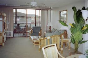 Kahana Villa Vacation Club - Unit Living Area