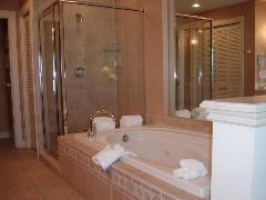 Hyatt Beach House Resort - Unit Bathroom