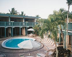 Marco Resort & Club - Outside Pool