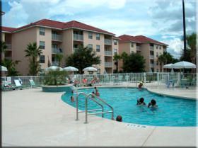 Vacation Villas at Fantasyworld II - Pool
