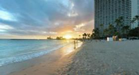 Waikiki Sunset & Beach