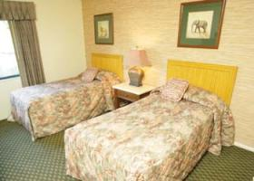 Parkway International Resort - Guest Bedroom