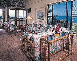 Maui Lea at Maui Hill - Unit Living Area