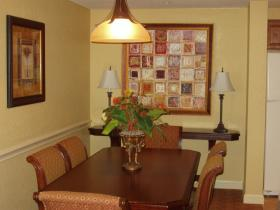 Wyndham Bonnet Creek Resort - Unit Dining Area