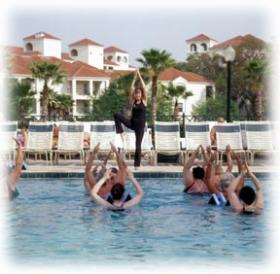 Star Island Resort - Water Aerobics