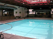 Indoor Pool at the Plaza Resort Club