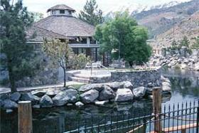 David Walley's Hot Springs Resort and Spa - Hot Spring Spa