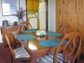 Alpine Village - Unit Dining Area