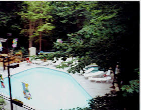 Gatlinburg Town Square - Pool