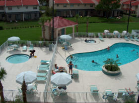 Vacation Villas at Fantasy World II - Pool