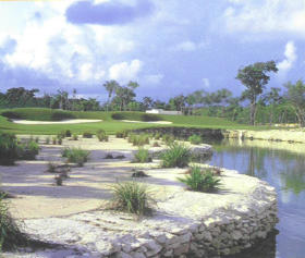 Grand Mayan Acapulco - Golf Course