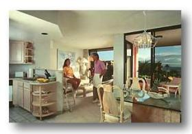 Kahana Falls - Unit Dining Area