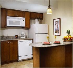 Ka'anapali Beach Club - unit full kitchen