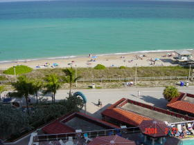 Hollywood Beach Tower - View From Unit