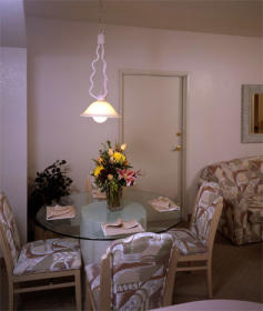 Polo Towers - Unit Dining Area
