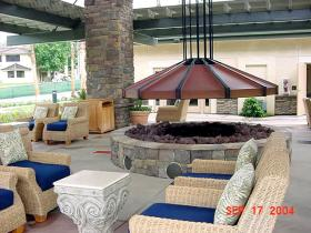 Lawrence Welk Resort Villas - Fire Pit