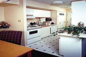 Jockey Club - Unit Kitchen