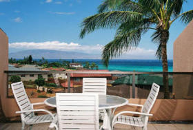 Kahana Villa Vacation Club - Unit Lanai