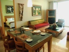 Grand Mayan Acapulco - Unit Dining Area