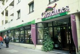 Citadines Apart' Hotel Paris Bastille Nation