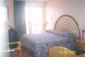 La Quinta Beach Resort - Unit Bedroom