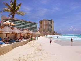 Krystal International Vacation Club Cancun - Beachside cafe
