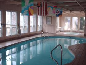 Outer Banks Beach Club - Indoor Pool