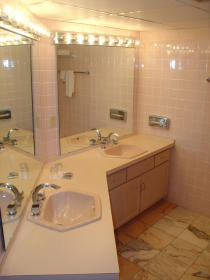 Paradise Beach Villas - Unit Bathroom